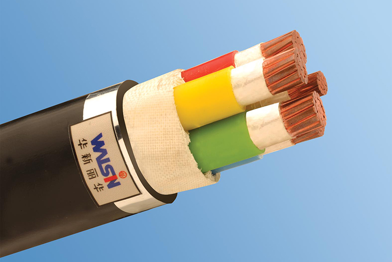 无卤低烟阻燃电力电缆
