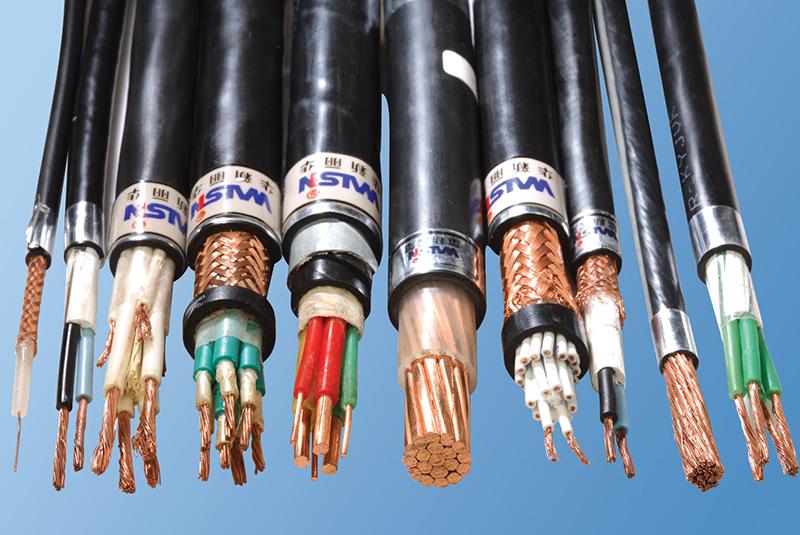 控制屏蔽电缆
